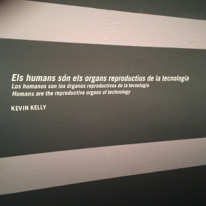 Quotation from Kevin Kelly
