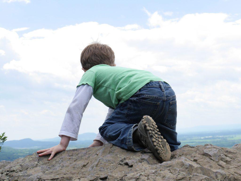 Lapsen mielellä ei ole rajoja.